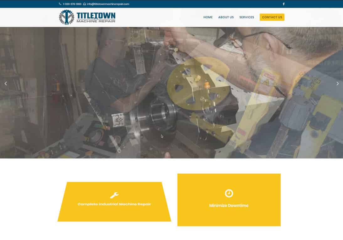 Titletown Machine Repair opens industrial machine repair service